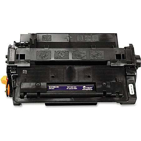 TROY MICR Toner Secure P3015/M525 - Black - MICR toner cartridge (alternative for: HP CE255A) - for HP LaserJet Enterprise P3015; MICR 3015; SecureRx 3015; Security Printer 3015
