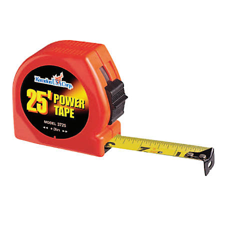 K-73 Series Power Tapes, 1 in x 25 ft