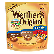 Werthers Original Hard Candies Sugar Free