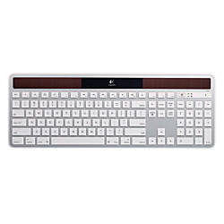 Logitech K750 Wireless Solar Keyboard For