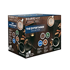 Green Mountain Coffee Pods Entertainer Collection