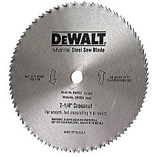 Metal Cut Saw Blade
