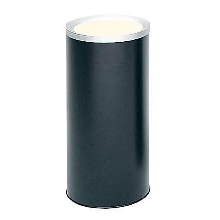 """Safco® Ash Urn, 20""""H, Black"""