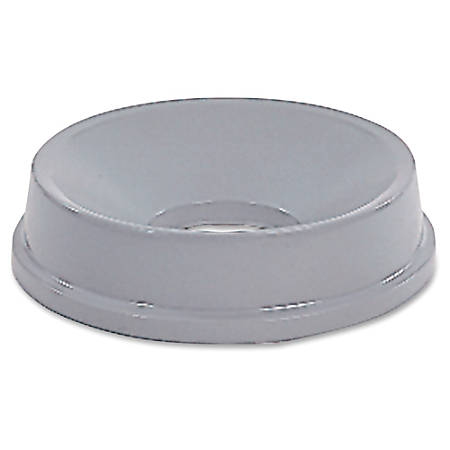 Rubbermaid® Waste Receptacle Funnel Top, Gray