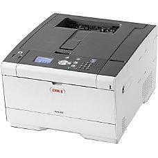 Oki C532dn LED Printer Color 1200