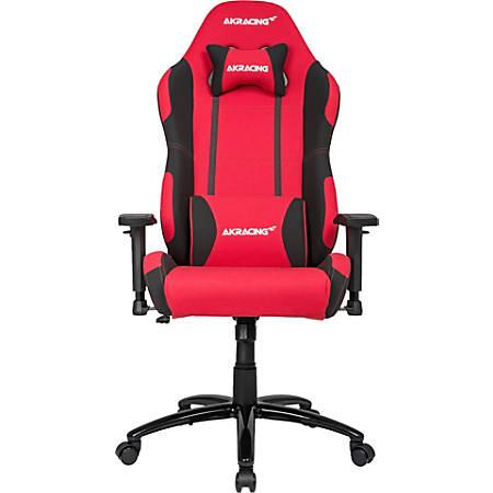 AKRacing™ Core Series EX Gaming Chair, Red/Black