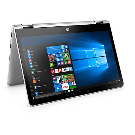 """HP Pavilion x360 Convertible 14-ba110nr Laptop, 14"""" Touch Screen, 8th Gen Intel® Core™ i5, 8GB Memory, 256GB Solid State Drive, Windows® 10 Home"""