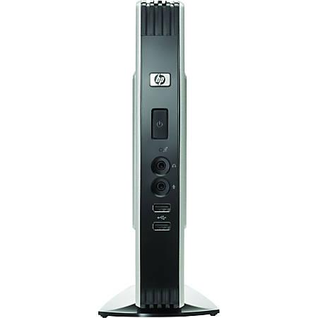 HP t5740e Thin Client - Intel Atom N280 Single-core (1 Core) 1.66 GHz