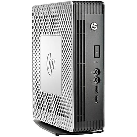 HP t610 PLUS Thin Client - AMD T56N Dual-core (2 Core) 1.65 GHz