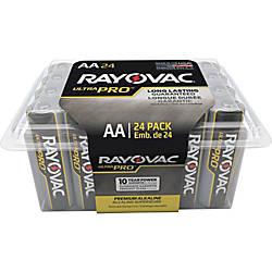 Rayovac Rayovac Ultra Pro Alka AA24