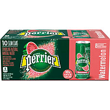 Perrier Sparkling Mineral Water Watermelon 845