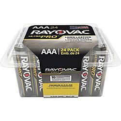 Rayovac Rayovac Ultra Pro Alka AAA24
