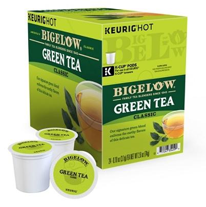 Bigelow Green Tea Single Serve K Cups 1