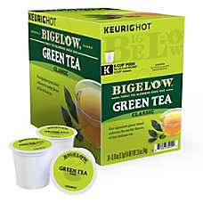 Bigelow Green Tea K Cups 15