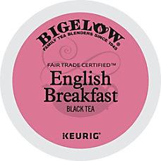 Bigelow English Breakfast Tea Single Serve