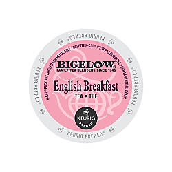 Bigelow English Breakfast Tea K Cups