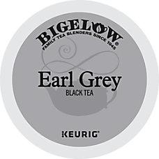 Bigelow Earl Grey Tea Single Serve