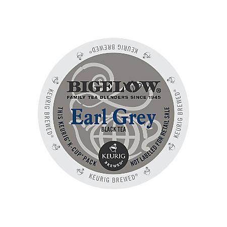 Bigelow Earl Grey Tea K-Cup® Pods, Box Of 24 Pods