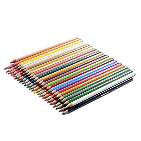 Prang® Color Pencils, 3.3 mm, Pack Of 50