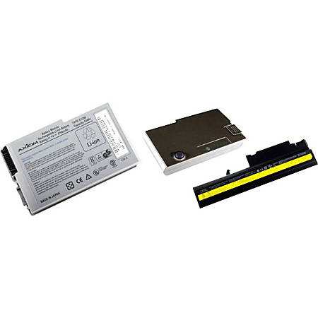 Axiom LI-ION 9-Cell Battery for Dell # 312-0749, 312-0753 - Lithium Ion (Li-Ion)