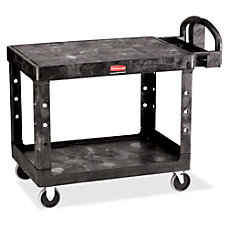 Rubbermaid 4525 HD 2 Shelf Utility