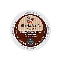 Gloria Jeans Coffees French Vanilla Supreme
