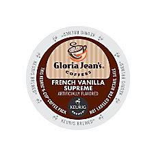 Gloria Jeans Coffees French Vanilla Supreme