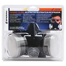 Sperian Premier OVN95 Half Mask Respirator