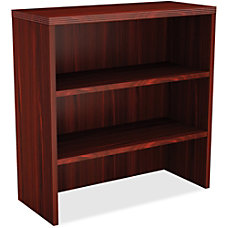 Lorell Chateau Series Stack On Bookcase
