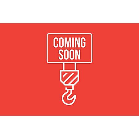 Custom Floor Decal Template, FDH Coming Soon Hook