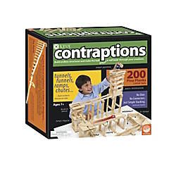 KEVA Contraptions 200 Plank Set Natural