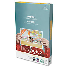Domtar First Choice ColorPrint LedgerTabloid 11