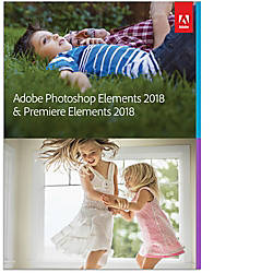 Adobe Photoshop Elements 18 Premiere Elements