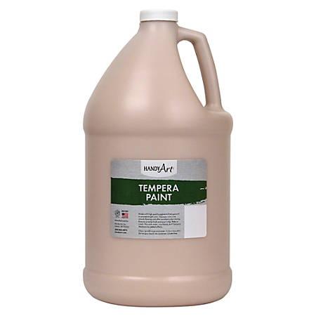 Handy Art Premium Tempera Paint Gallon - 1 gal - 1 Each - Peach