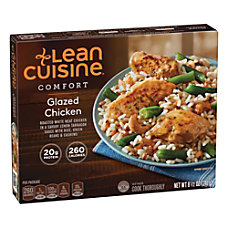 Lean Cuisine Comfort Glazed Chicken 85