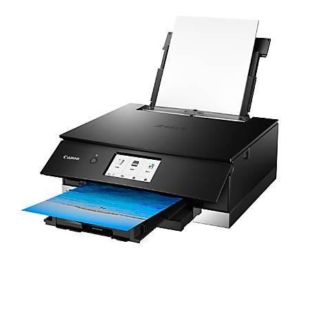 c47d0ca19 Canon PIXMA TS8220 Wireless Color Inkjet All In One Printer Copier ...