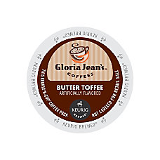 Gloria Jeans Coffees Butter Toffee Coffee