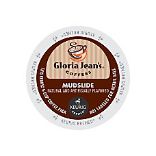 Gloria Jeans Coffees Mudslide Coffee K