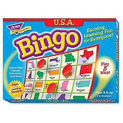 Trend USA Bingo Game