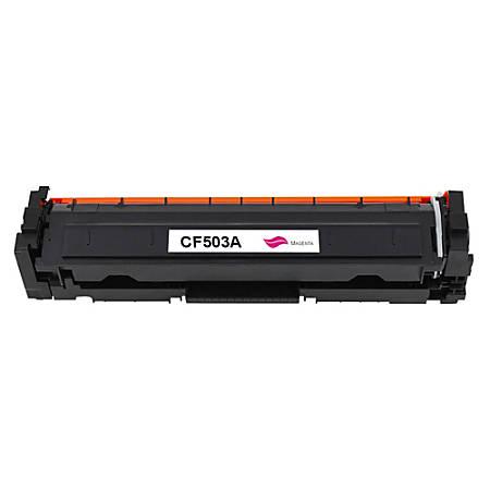 HP 202A (HP CF503A CMA) Remanufactured High-Yield Magenta Toner Cartridge