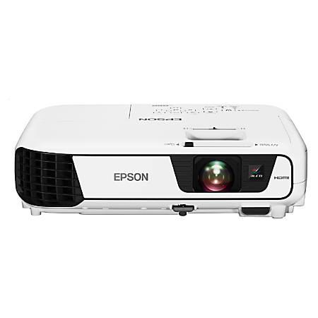 Epson SVGA 3LCD Projector EX3240