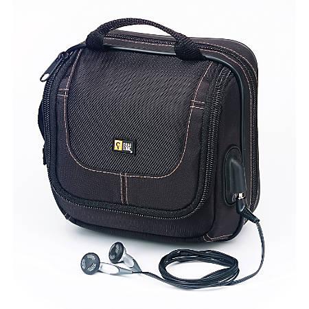 Case Logic® CD Traveler Case, 24-Disc Capacity, Black