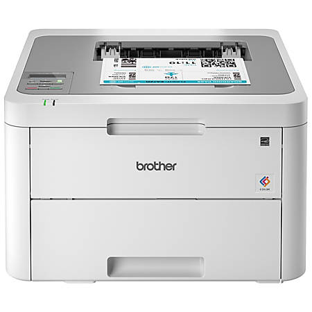 Brother HL-L3210CW Wireless Color Compact Digital Laser Printer