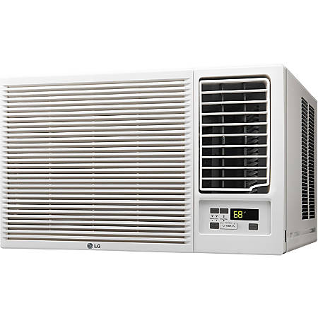 Lg 18000 btu window air conditioner cooling heating by for 18000 btu window air