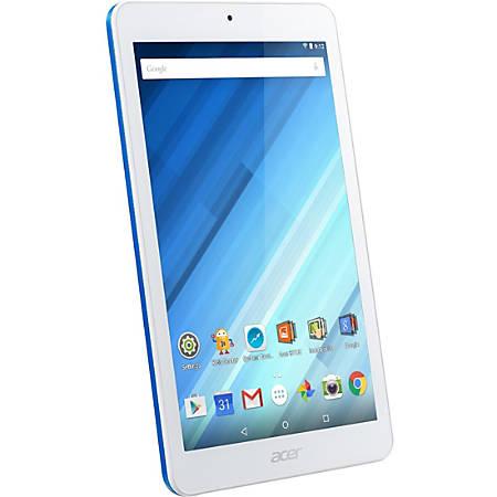 "Acer ICONIA B1-850-K1KK Tablet - 8"" WXGA - 1 GB RAM - 16 GB Storage - Android 5.1 Lollipop"