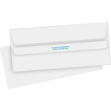 Business Source No Self Seal Invoice Envelopes Business - 9 invoice envelopes