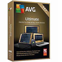 AVG Ultimate 2018 Unlimited 2 Years