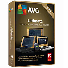 AVG Ultimate 2019 For Unlimited Users