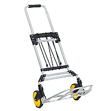 Mount It Folding Hand Truck And