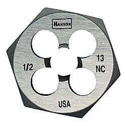 DIE 58 11NC 1 716 HEXHANSON